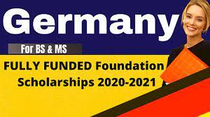 Friedrich Ebert Foundation Scholarship Program Germany 1