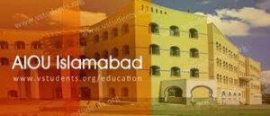 AIOU BA B.ed BA/BSs MSc/MS RESULT Pakistan 2021