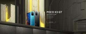 Xiaomi Poco X3 GT 256 GB Price in Pakistan 1
