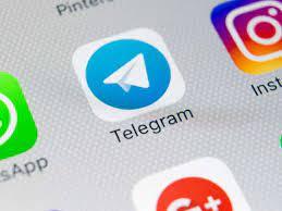 Telegram Application Features Complete Description 1