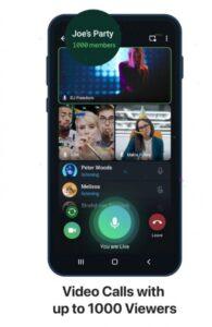 Telegram Application Features Complete Description 2